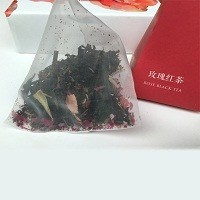 Pure Rose flavour Belly Fat Loss Black Tea