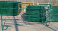 7-Bar Panel Painted Green 6Bar Walk-In Panel 12Foot Medium Duty Corral Panel