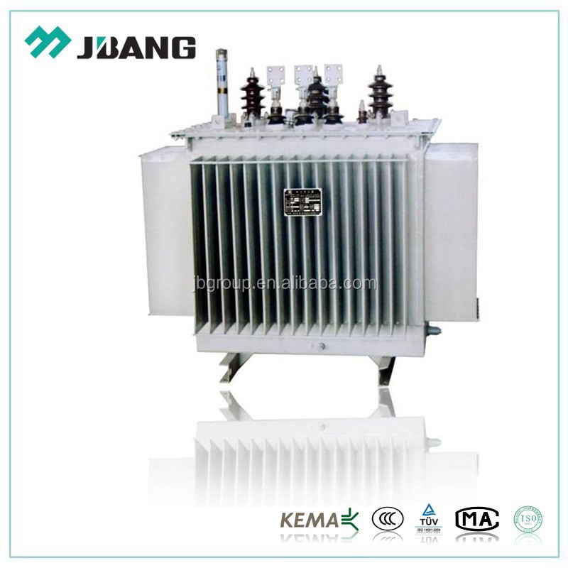 11kV three phase 63kva oil immersed power transformer, best quality and competitive price