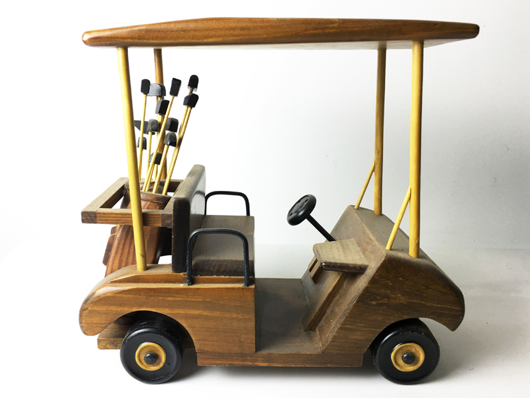 new hot sale custom design small equisite golf cart model