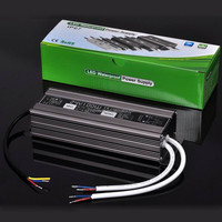 Free colorful box with CE 12V 100W LED Driver Waterproof IP67 mini powersupply switching for led strips