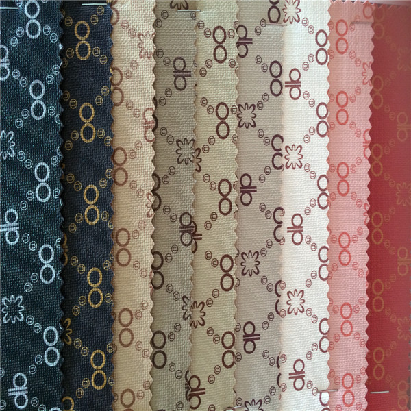 Guangzhou HOT Selling Synthetic PVC Leather in 2014