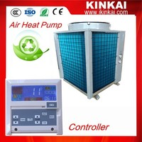 Save 70% power 12KW 18KW 98KW220V /50Hz produce 60C hot water heat pump all in one