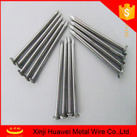 Common nai&roofing nails&steel nails type and iron material common nails