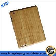 new real wooden phone cover for ipad 3