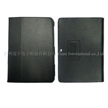 New Black for Apple iPad Mini Leather Filp Case Cover w/stand