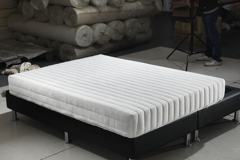 Diglant rolled up sleepwell cool memory foam gel mattress #21PN-A6#
