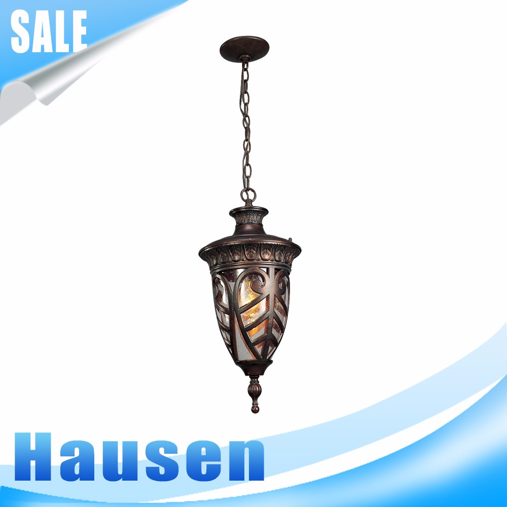 Wholesale factory price unique bronze light pendant