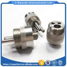 precision custom cnc machining part pin stainless steel lathe turning machine mechanical parts mechanical parts