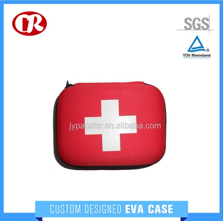 RoHS approval widely use lightweight waterproof eva first aid kit bag