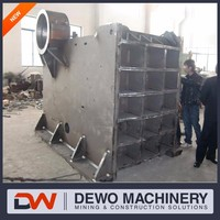 Small PE Jaw Crusher Good Price easy operate