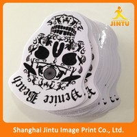Pro service and quality full color printing UV protect glossy vinyl motorcycle fairing decals