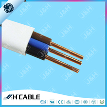Best Price PVC Insulation 3x2.5mm2 Power Cable BVVB