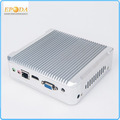 Latest Good Quality 12V Low Power Consumption X86 Windows Fanless Intel i5 High Configuration Desktop