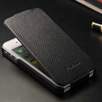 Alibaba china supplier ultra-thin sleeping mode unique phone case for Iphone4 4S mobile