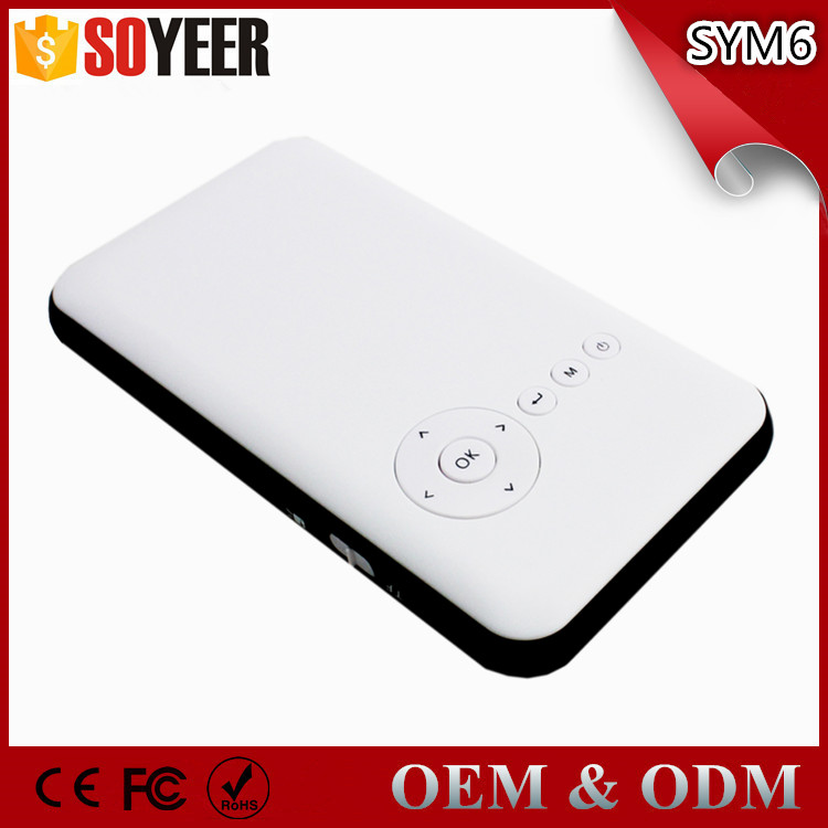 SOYEER smart projector icodis cb-100 mini rk3128 2.4GHZ WIFI Bluetooth4.0
