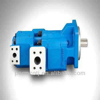 Permco mini gear pump and motor