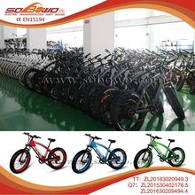 "Hot Sale 1000W 48V 26"" big Tyre Electric Bicycle Fat Tire Ebike"