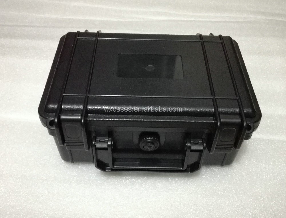 strong plastic watch box for single watch from China manufacturer