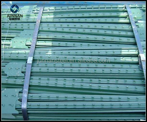 Hot dipped galvanized fence t post wholesale for Vineyard Trellis