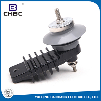CHBC High Standard Quality Low Price 3KV10KA Class 2 Lightning Arrester Symbol