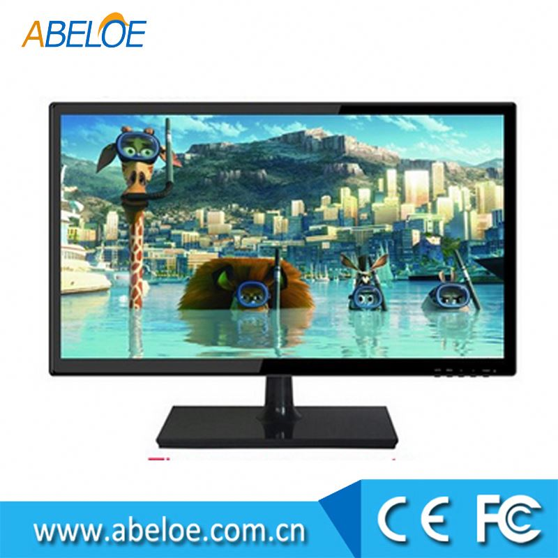 23.8 inch hd lcd monitor toprop screen totem display