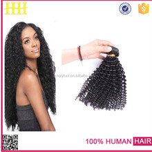 Alibaba malaysian virgin hair afro curl deep wave hair for braiding on sale ,malaysian human hair weaving