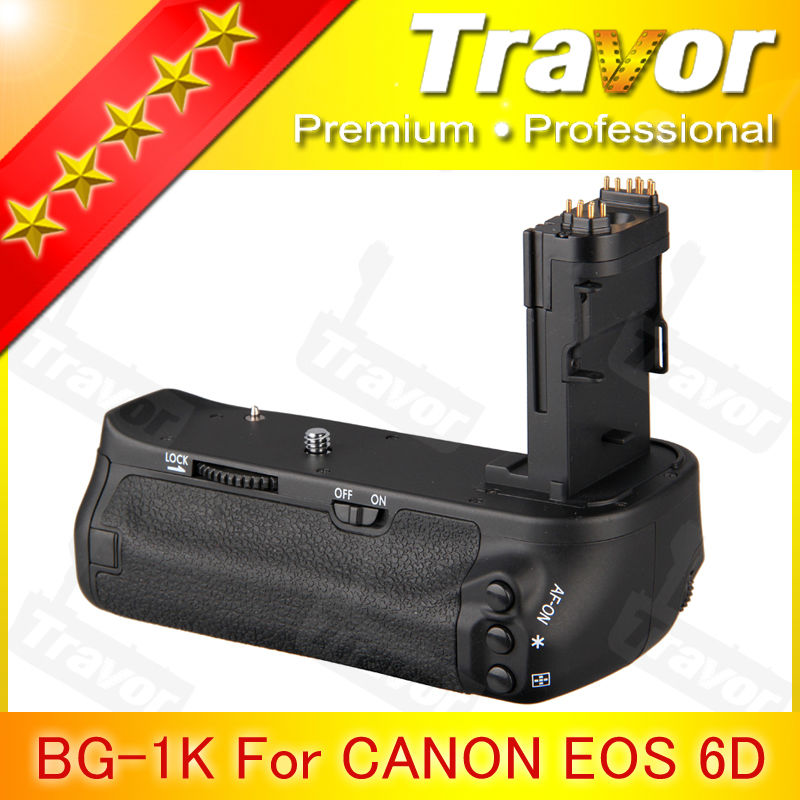 replacement BG-E13 for Canon EOS 6D Multi Power Battery Pack battery grip