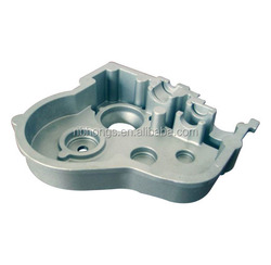 custom die casting parts and motorcycle engine parts of aluminium investment casting and die casting