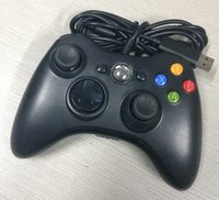 Wired game controller for Xbox 360