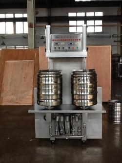 hot sale beer keg filling machine(semi automatic)