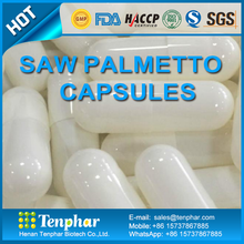 500mg 1000mg Saw Palmetto Seeds Supplement Tablets