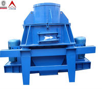2013 high quality hot sale sand maker PCL-750 vertical shaft impact crusher price