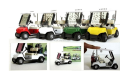 B&G New Golf gift watch mini golf car