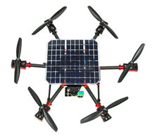 colored quality RC solar quandcopter rc model helicopters autonomous drones with gps/video