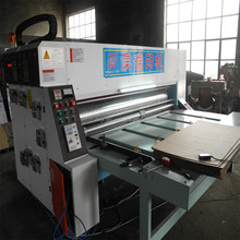 Used flexo printer slotter for sale