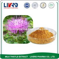 Herbal Powder Liver Tonic 100% Natural Milk Thistle Extract