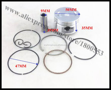50mm piston ring set for 100cc 110cc scooter ATV Parts