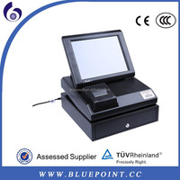 cheap touch screen retail pos system/touch screen intercom system