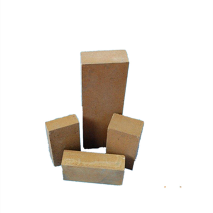 Excellent thermal shock stability Alumina Magnesia Spinel Bricks