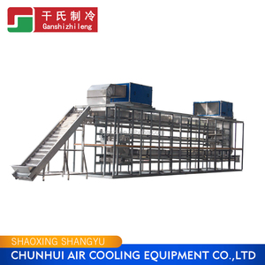 Sausage dryer machine HGJ Automatic stainless steel fruit and vegetable Dryer Food Drying Machine