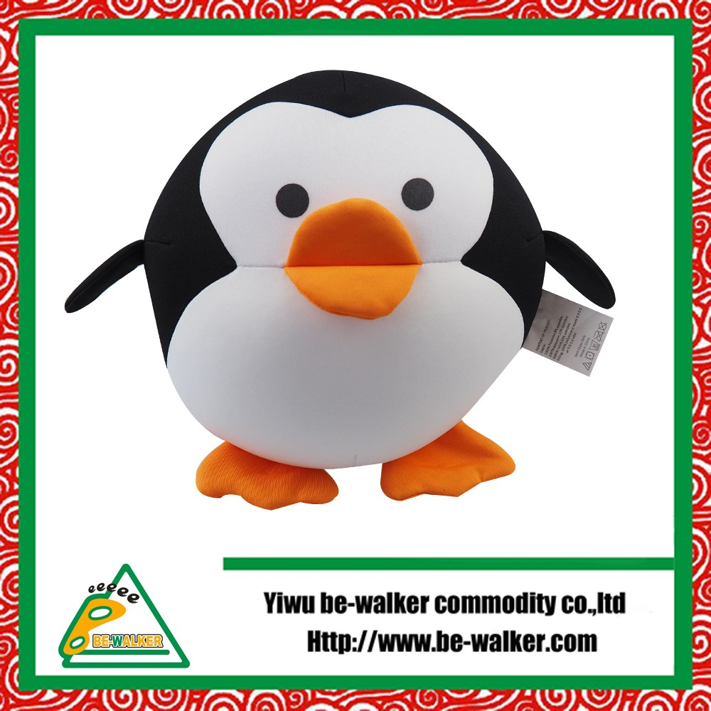 High Quality Penguin Toy Pillow For Kid Promotion Gift