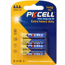 1.5V R03P aaa size No mercury cheap batteries