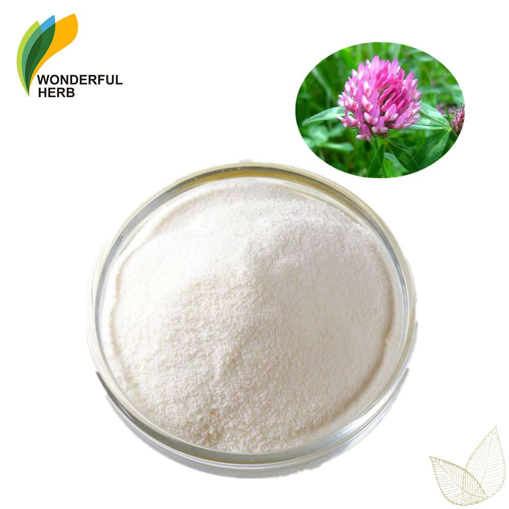 Low price bulk formononetin powder pure Red Clover Extract