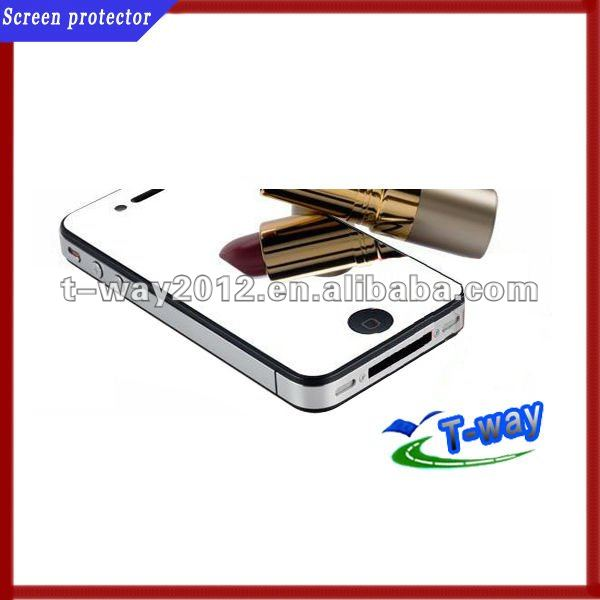 mirror screen guard  screen protector for iphone factory supply