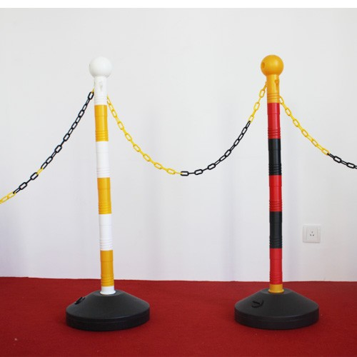 water fill road barriers/rubber water barrier