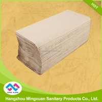 OEM Recycled Kraft V Fold Paper Towel