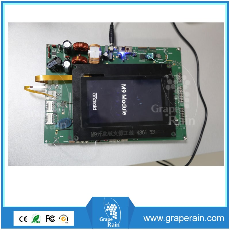 Snapdragon MSM8916 LTE GPS 3G Android Board