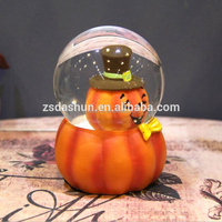 Halloween Pumpkin for decorative Halloween Resin pumpkin craft figurines Arts & Crafts Pumpkin resin figure