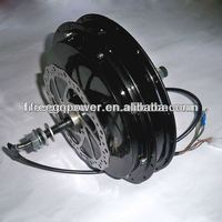 36V 500W low rpm electric motorcycle hub motor
